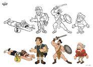 S2e6 Ali Danesh Misc characters