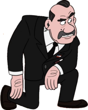 Apariencia del Agente Powers