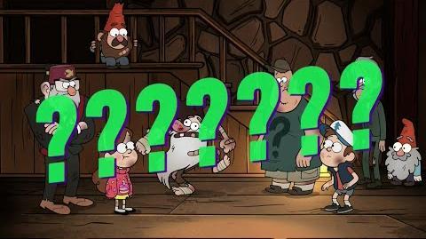 Gravity Falls - Weirdmageddon Special Event