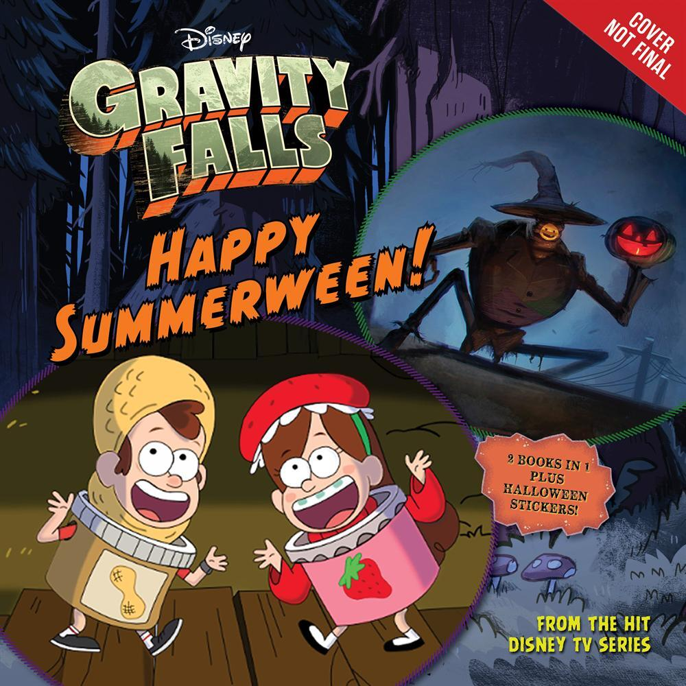 happy summerween! / the convenience storeof horrors! | gravity