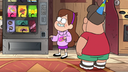 S2e8 mabel vending
