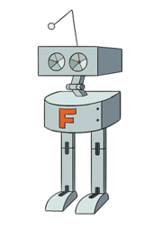 Footbot appearance