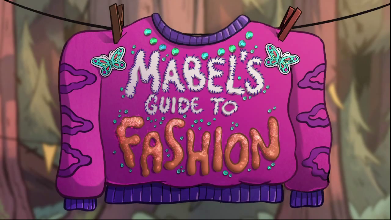 JIMMIE: Gravity falls shorts mabels guide to dating