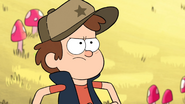 S1e1 dipper is unamused again