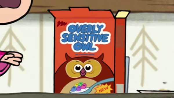 Overly Sensitive Owl Gravity Falls Wiki Fandom Powered