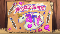 Short11 mabels guide to art