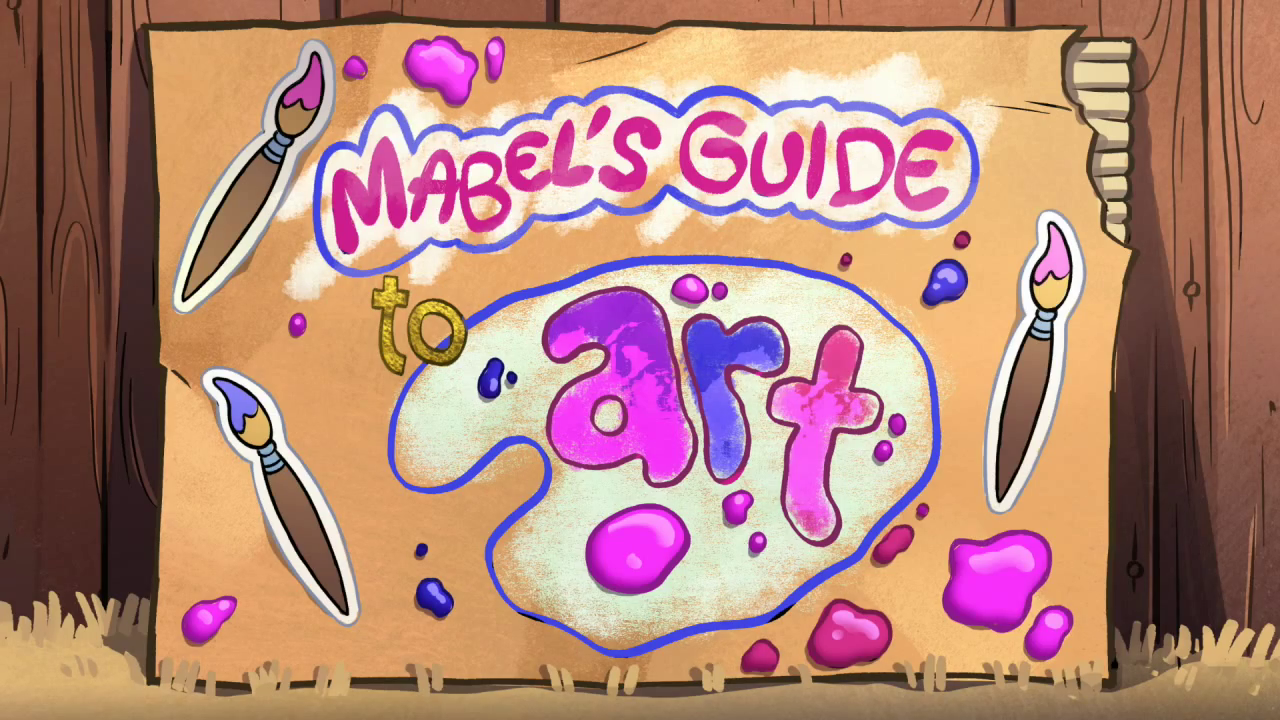 VIOLET: Gravity falls shorts mabels guide to dating