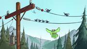S1e11 twins flying pigeons