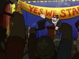 Die Bürgermeisterwahl