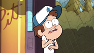 S1e15 dipper looks a biiiiiit worried