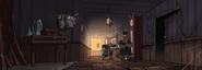 S1e3 soos finding hidden door