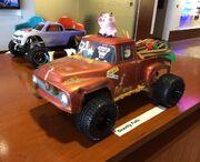 Sonora Speedway Gravity Falls car