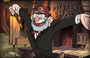 Grunkle Stan promo