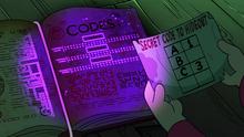S2e11 codes page