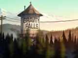 Gravity Falls water tower/Gallery
