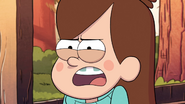 S1e9 Mabel angrily looking