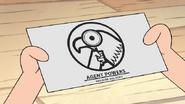 Tarjeta del Agente Powers