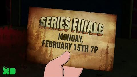 Gravity Falls - Take Back The Falls - Series Finale