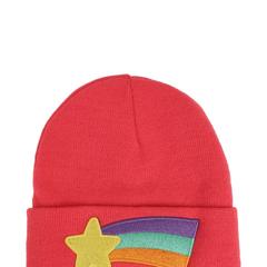 Шапка, изображающая свитер Мэйбл с падающей звездой