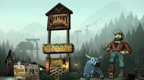 Gravity Falls - Roadside Attraction - Preview