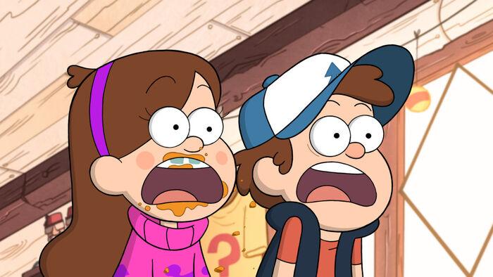 Gravity Falls hört auf