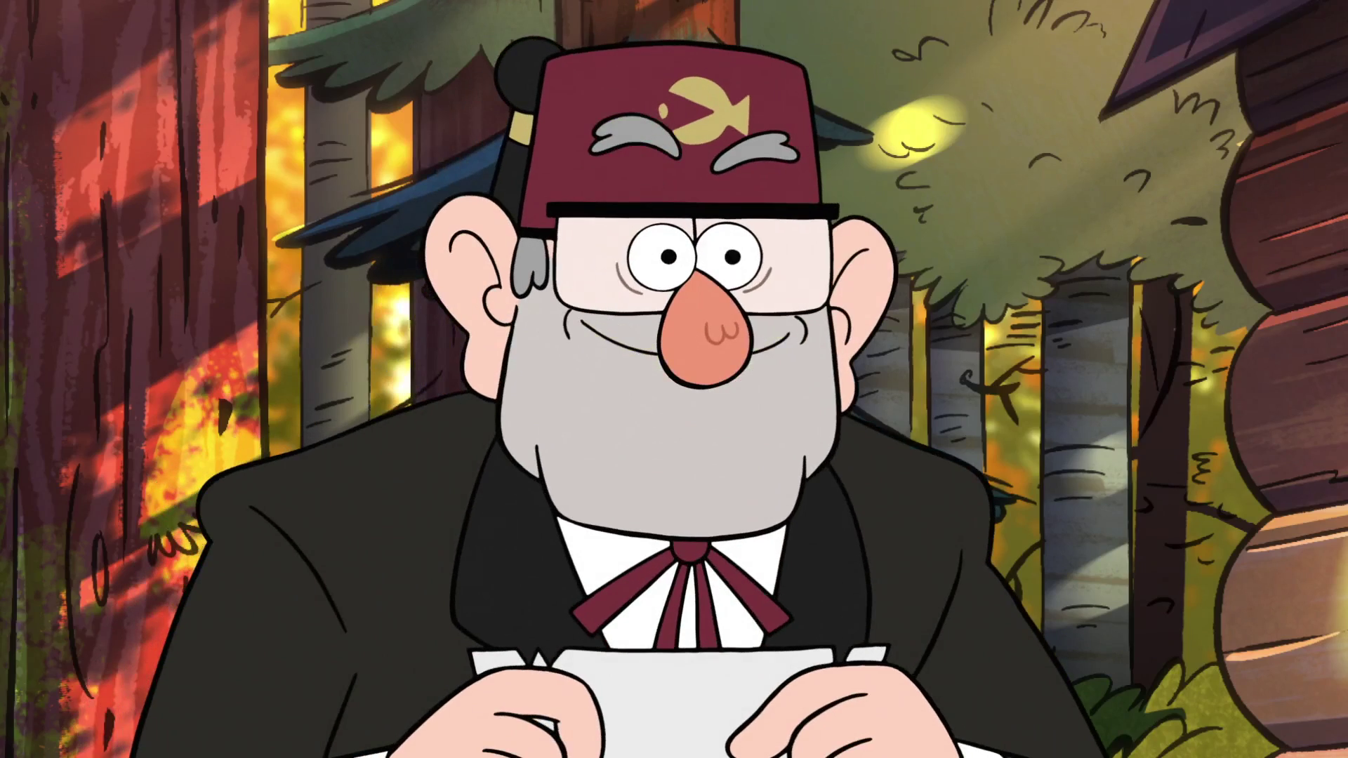 Como Dibujar A Tío Stan Gravity Falls: FANDOM Powered By Wikia
