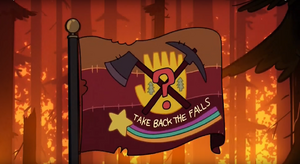 Take Back The Falls Bandera
