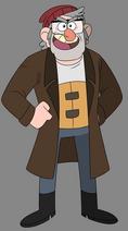 Stan pines wiki