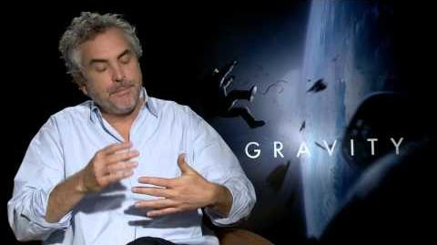 Gravity Director Alfonso Cuaron Official Movie Interview