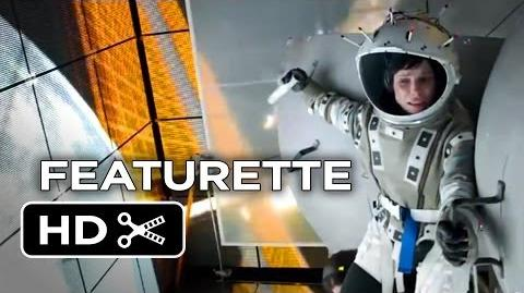 Gravity Featurette - From Script to Screen (2013) - Sandra Bullock Movie HD