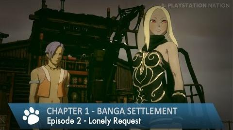 Gravity Rush 2 - Chapter 1 - Episode 2 - Lonely Request