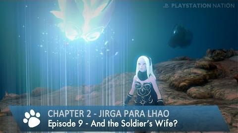 Gravity Rush 2 - Chapter 2 - Episode 9 - And the Soldier's Wife?