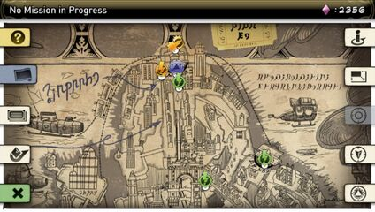 Map of Vendecentre-0