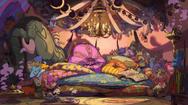 Pandora's Fortunes (interior)