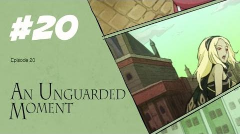 Gravity Rush Remastered Walkthrough - Part 20 - Episode 20- An UnGuarded Moment