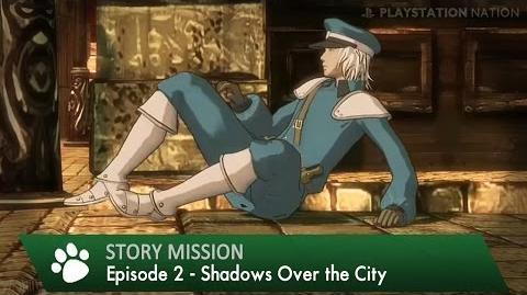 Gravity Rush Remastered - Walkthrough - Episode 2 - Shadows over the City