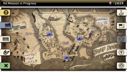 Map of Pleajeune