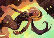 Gravity-rush-fan art