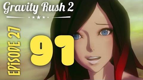 Gravity Rush 2 Part 91 Episode 27 Black Cat