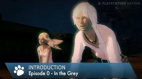 Gravity Rush 2 - Introduction - Episode - In the Grey