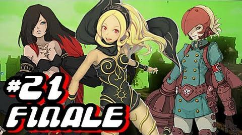 Gravity Rush - FINALE Episode 21 - No Rest For the Virtuous