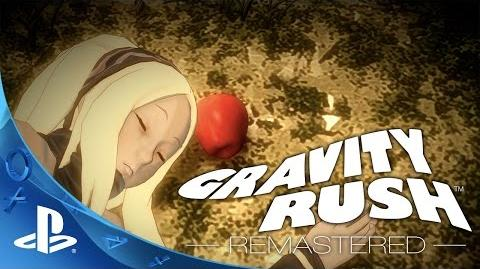 Gravity Rush Remastered - Behind The Scenes Interview PS4