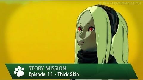 Gravity Rush Remastered - Walkthrough - Episode 11 - Thick Skin