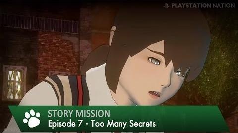 Gravity Rush Remastered - Walkthrough - Episode 7 - Too Many Secrets