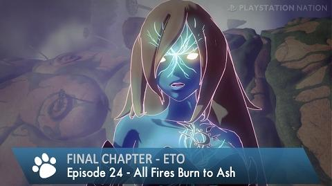 Gravity Rush 2 - Final Chapter - Episode 24 - All Fires Burn to Ash