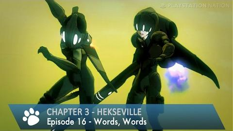 Gravity Rush 2 - Chapter 3 - Episode 16 - Words, Words