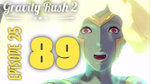 Gravity Rush 2 Part 89 Episode 25 Silence