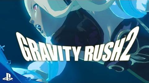 Gravity Rush 2 - Tokyo Game Show 2016 Trailer - PS4