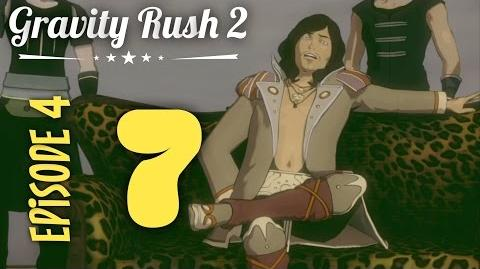 Gravity Rush 2 Part 7 Episode 4 A Dog Without a Collar