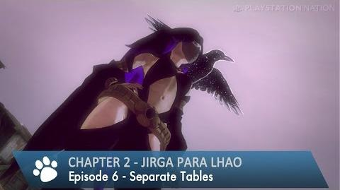 Gravity Rush 2 - Chapter 2 - Episode 6 - Separate Tables